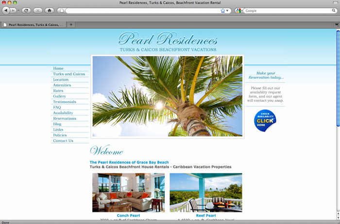 Website Design by Tracey Noble