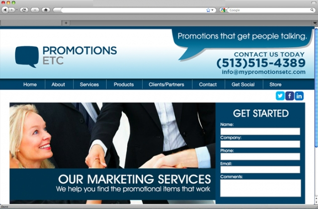 Fully Responsive Website Design